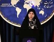 پشاور خودکش حملے کی مذمت: ایرانی وزارت خارجہ