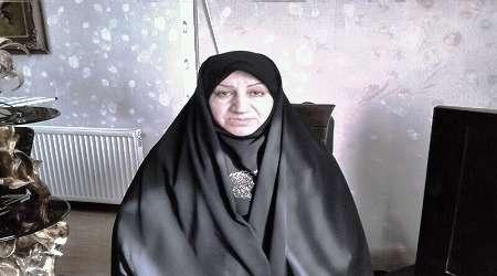 سرکار خانم آذر محمد نصیری