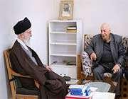 le guide suprême a reçu le secrétaire général du front populaire pour la libération de la palestine