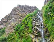 водопад сардабе
