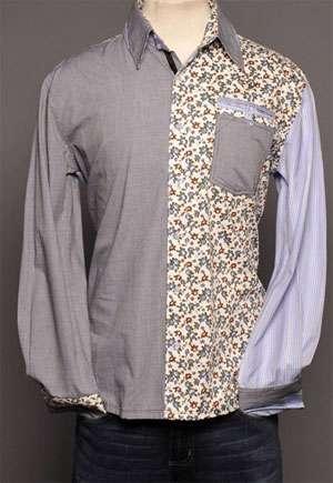 جدیدترین مدل های پیراهن مردانه طرح دار