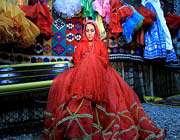 les vêtements des femmes qashqã'i