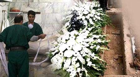 مرگ ، قبر