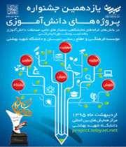 یازدهمین جشنواره پروژههای دانش آموزی تبیان