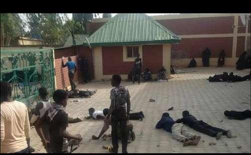 حمله به شیعیان نیجریه