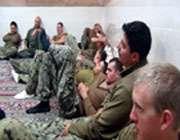 иранские власти освободили американских моряков