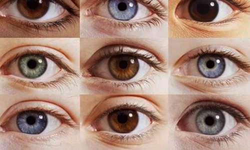 چرا رنگ چشم انسانها متفاوت است