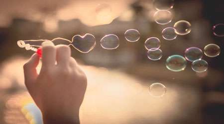 عشق ، ازدواج، حباب