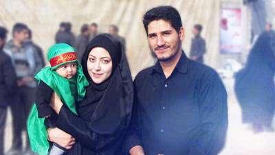 ملازمان حرم / شهید علیرضا نوری