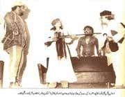 بلوچستان اور اسٹیج ڈراما کا ساتھ  حصہ اول