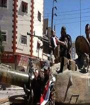 پێشڕەوی سووپای سوریا لە ڕۆژهەڵاتی حومس