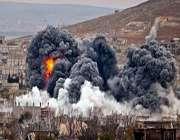 сми сообщили об ударах сирийской армии по террористам близ алеппо