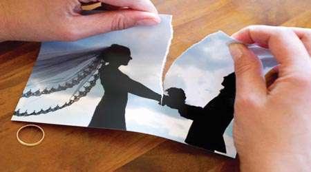 ازدواج ، جدایی