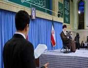 رہبر انقلاب اسلامی کا عظیم خطاب