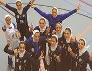 иранские студентки завоевали мировую серебряную медаль по волейболу