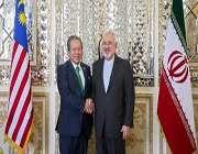 совместное торговое совещание ирана и малайзии в тегеране