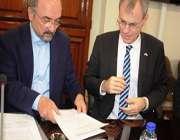 иран делает акцент на развитие экономического сотрудничества с голландией