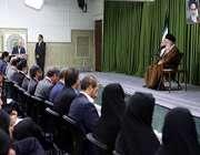 встреча с председателем и депутатами меджлиса исламского совета