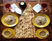 про иранский хлеб – сангяк