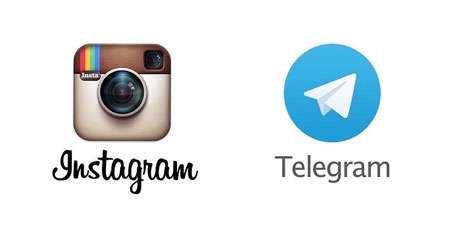 تلگرام -اینستاگرام