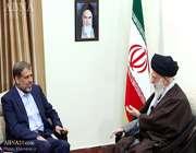 замечания верховного лидера ири на встрече с рамаданом абдуллой