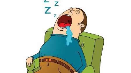 درمان ریزش آب دهان در خواب