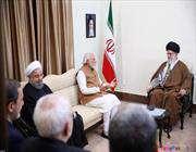 ayatollah khamenei, premier ministre indien