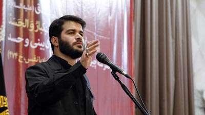 مداحی میثم مطیعی در جمع نیروهای حزب الله لبنان