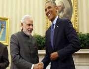 ہندوستان اور امریکہ قدرتی طور پر فوجی اتحادی ہیں