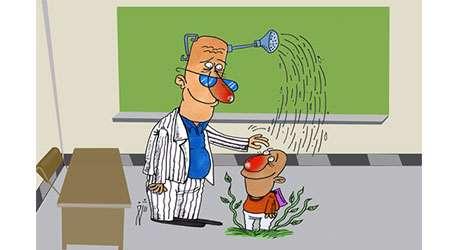 Image result for نقش اخلاق معلم در تدریس