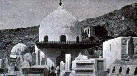 peygamberlerin mezarları
