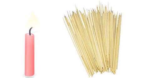 رنگ های مختلف در آتشبازی
