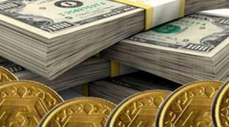 قیمت طلا وسکه ودلار