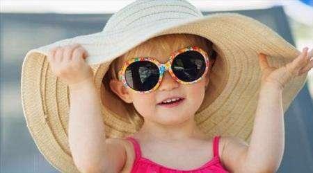 yazın çocukların göz sağlığı