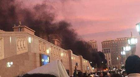 suudi arabistan bombalarla sarsıldı