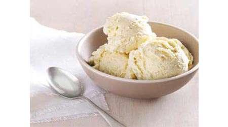 بستنی خانگی درست کنید!