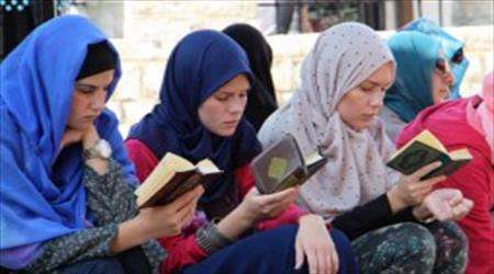 müslüman kadının iffet kalesi; hicab