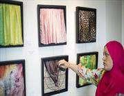 знакомство с хиджабом на выставке во флориде в америке