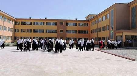 طراحی مدرسه پایدار در تهران