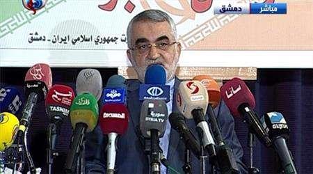 بروجردي: تم اعتقال كل الإرهابيين الذين أرسلوا من الرقة والموصل للتخريب في إيران