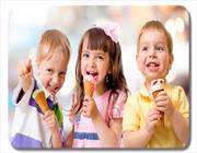 с какого возраста детям можно давать мороженое?