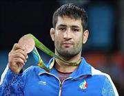 третья медаль в копилке иранской олимпийской сборной