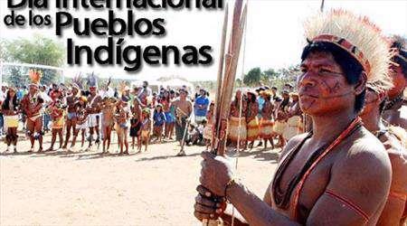 uluslararası dünya yerli halklar günü mesajı