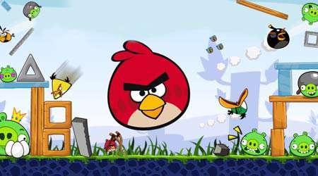 بازی چهار عمل اصلی پرندگان