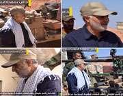 میجر جنرل سلیمانی کا دورہ حلب
