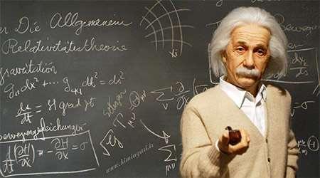 بررسی حدیث معراج پیامبر اکرم (ص) بر اساس نظریه نسبیت انیشتین