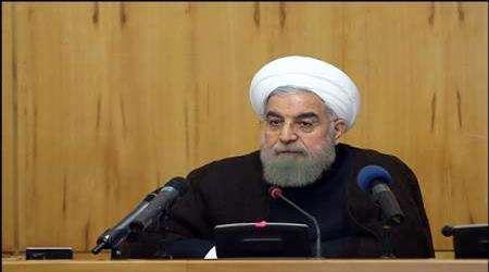 روحاني: لن نغفر ابدا لمن أراقوا دماء شهداء مني
