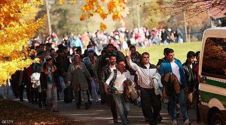 مجموعة العشرين تدعو كل الدول إلى تقاسم أعباء اللاجئين