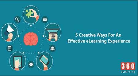 5 راهکار خلاقانه برای یک آموزش الکترونیک موثر
