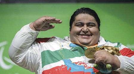 قهرمانان پارالمپیک
